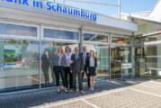 Mit Kinderschminken und Bratwurststand: Volksbank in Schaumburg feiert Tag der offenen Tür in Krankenhagen