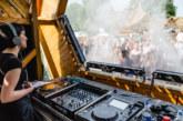 Wettergott spielt mit: WeserTekk feiert OpenAir mit 1.000 Besuchern im Freibad