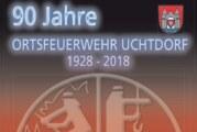 Große Party an Pfingstsonntag: Feuerwehr Uchtdorf feiert 90. Jubiläum