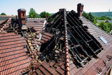 Nach Feuer in Neesen: Brandursache bleibt ungeklärt