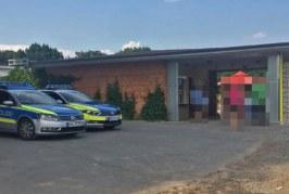 Polizeieinsatz am Freibad: Drei Mädchen sexuell belästigt