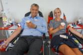 Erster Blutspende-Termin im neuen Klinikum Schaumburg