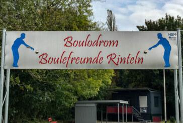 """""""Dreambouler"""" siegen bei Zinser Cup am Boulodrom"""