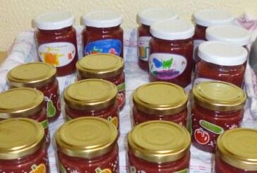 Comenius-Kindergarten wird Marmeladen-Kochstudio