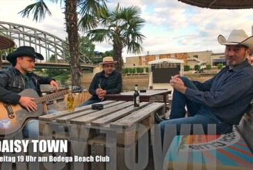 """Country Musik am Bodega Beach Club: """"Daisy Town"""" spielen am Freitag live in Rinteln"""
