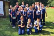 Gold und Silber für Jugendfeuerwehr Möllenbeck