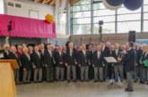 Zu Besuch bei Freunden: Vereinigte Chöre auf Geburtstagsbesuch in Bad Freienwalde