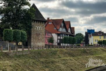 """Weserpromenade mit """"Lücken"""", Erweiterung des Waldkindergartens schwierig"""