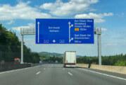 A2-Baustelle zwischen Bad Nenndorf und Bad Eilsen: Zweite Bauphase startet