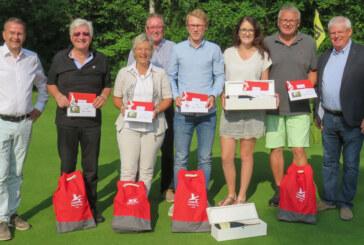 16. Deka Golf Cup bei Golfclub Schaumburg in Obernkirchen ausgespielt