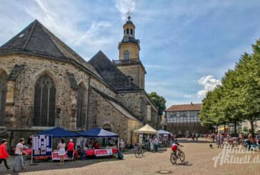 Ferienspaß startet mit Zeugnisfrühstück und Flohmarkt