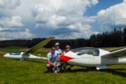Luftsportverein: Rintelner Segelflieger auf dem Klippeneck