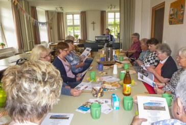Mobiler Kaffeeklatsch: Ortsbesuch in Deckbergen / Weitere Termine in Goldbeck und Möllenbeck