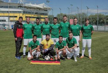 Rintelner Kicker gewinnen O-I Fußball-Europameisterschaft
