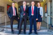 """Erste berufliche """"Etappe"""" erfolgreich bewältigt: Ausbildungs-Abschluss bei der Sparkasse Schaumburg"""