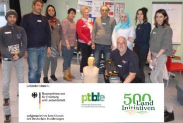 Stiftung für Rinteln erhielt Zuschuss für Integration