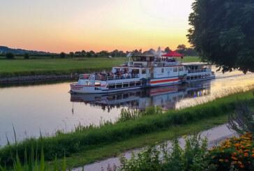 Wesertekk on Board 2018: Voller Erfolg für die etwas andere Weserrundfahrt