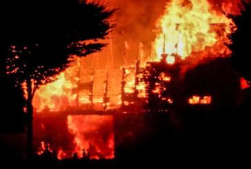 Großeinsatz für Feuerwehren: Bauernhof in Kohlenstädt wird Raub der Flammen