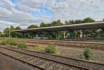 Teurer und später: Umbau des Rintelner Bahnhofs wohl nicht vor 2023