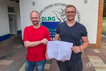 Erweiterung der DLRG-Gruppenräume im Freibad Rinteln