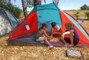 Gemeinschaft, Spaß und Erholung bei der Sommerfreizeit des Kinderschutzbundes Rinteln