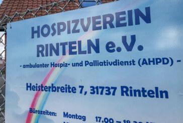 """Seminar """"Tod & Bewusstsein"""" in den Räumen des Hospizvereins Rinteln"""