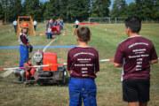 Feuerwehr-Doppelgeburtstag mit Wettbewerben in Möllenbeck