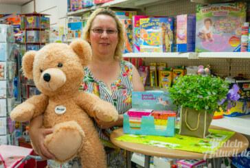 Rundes Jubiläum: Spielzeuginsel Rinteln feiert 20. Geburtstag