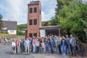 Neubürgerempfang in Todenmann: Was soll aus dem ehemaligen Feuerwehrhaus werden?