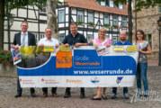 9. Große Weserrunde: Bis zu 300 Kilometer auf dem Fahrrad durchs Weserbergland