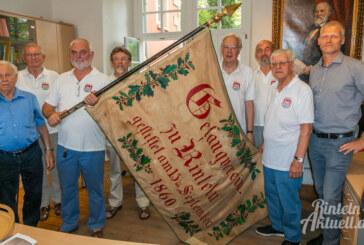Vereinigte Chöre Rinteln: Historische Dokumente fürs Museum und neue Chronik zum 185. Geburtstag