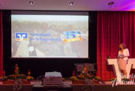 Volksbank-Ortsversammlung in Rinteln: Erfolgreich und motiviert dank Rallye-Star Jutta Kleinschmidt