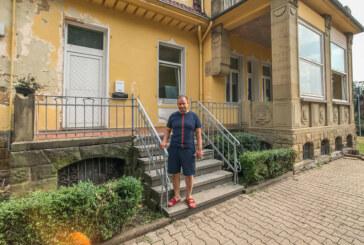 In Steinbergen tut sich was: Umbau des ehemaligen Pflegeheims mit Hotel und Cafe geplant