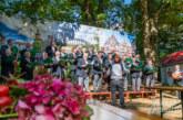 "20. Rintelner Blumenwallfest: ""Singender, klingender Rosengarten"" am Sonntag, 25. August 2019"