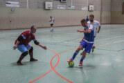 VTR: Rintelner Mannschaft nach Futsal-Krimi weiter an Tabellenspitze