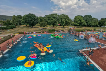 Freibad Rinteln: Poolparty am 3. Juli/KNAX & S-Club der Sparkasse Schaumburg feiern Ferienbeginn