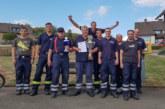 Zum ersten Mal nach neuen Regeln: Feuerwehr Wennenkamp gewinnt Stadtwettbewerbe