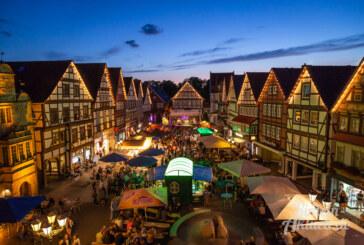 42. Rintelner Altstadtfest vom 9. bis 11. August: Open-Air-Musik auf drei Bühnen