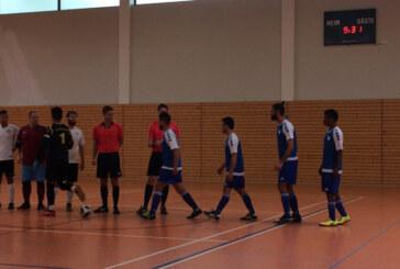 Futsal-Team der VTR gewinnt gegen GSV Braunschweig