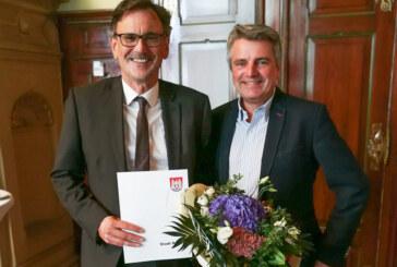 40 Jahre im öffentlichen Dienst: Bürgermeister Thomas Priemer feiert Jubiläum