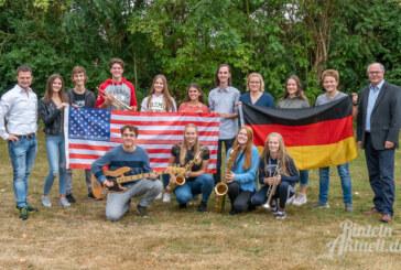 BigBand auf großer Tour: Musiker des Ernestinums fliegen zu Konzertreise nach Schaumburg/USA
