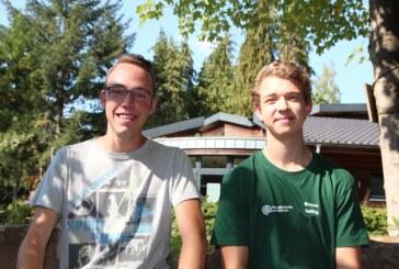 Freiwilliges Ökologisches Jahr im Waldpädagogikzentrum