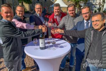 Shoppen, schlemmen und genießen bei den Rintelner Weintagen vom 28. bis 30. September