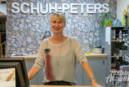 Happy-Feet-Day am 15. September bei Schuh-Peters in Rinteln