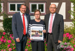 """""""De Schaumbörger"""": Neuer Sparkassen-Kalender für 2019 vorgestellt"""