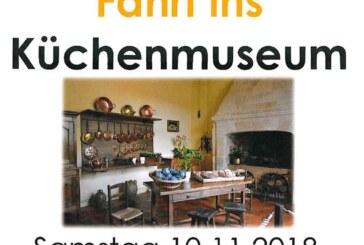Angebote für die Generation 50+: Fahrt zum Küchenmuseum nach Hannover