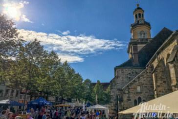"""""""Ein Garten voller Leben"""": Gottesdienst zum Bauernmarkt und Felgenfest am Sonntag"""