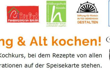 """Von Waffeln bis zu Gerichten mit Grusel-Faktor: Das neue Jahresprogramm für """"Jung & Alt kochen!"""""""