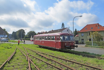 Industriekultur im Schaumburger Land mit Schienenbus entdecken