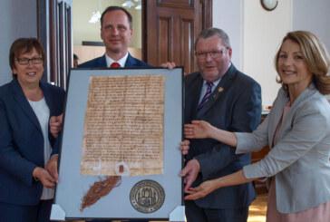 Rintelns Partnerstadt Slawno: Deutlicher Wahlsieg für Bürgermeister Dr. Krzysztof Frankenstein